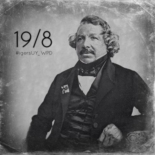 Instagramers Uruguay celebra los 174 años de la divulgación del daguerrotipo